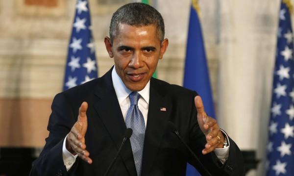 Обама за помощта на МВФ за Украйна: Голяма стъпка напред