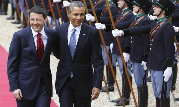 Обама в Рим: Санкции биха навредили на Запада