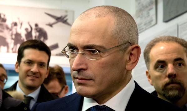 Швейцария прие Ходорковски да живее в страната