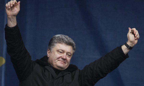 """""""Шоколадовият крал"""" на Украйна срещу Юлия Тимошенко"""