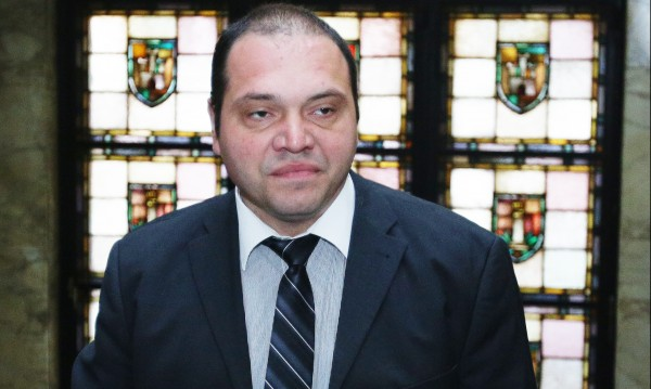 Златанов отнесе 3 години и половина затвор за тефтерчето си