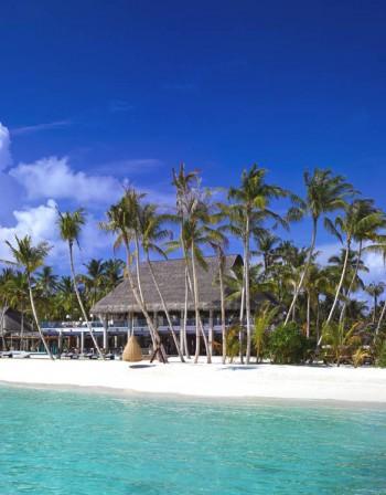 Частен лукс, частен рай и частен остров на Малдивите