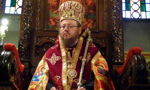 Русенци посрещнаха новоизбрания митрополит Наум