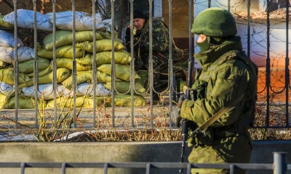 Руски войник застреля украински офицер в Крим