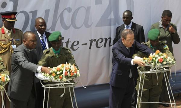 Бан Ки Мун: ООН още се срамува, че не предотврати геноцида в Руанда