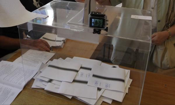 Четири партии с евродепутати, БСП води с 2% на ГЕРБ