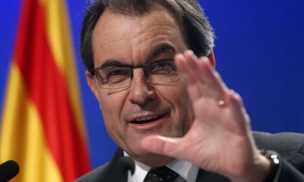 Каталунският президент: Референдум ще има