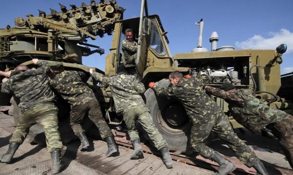 Опитите на Киев за силов сценарий ще са без резултат