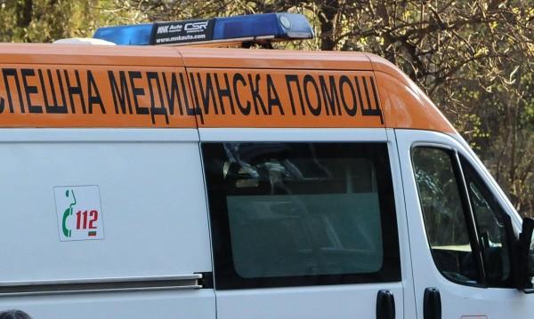 Дядо пострада след падане от 3 метра на автогарата в Балчик