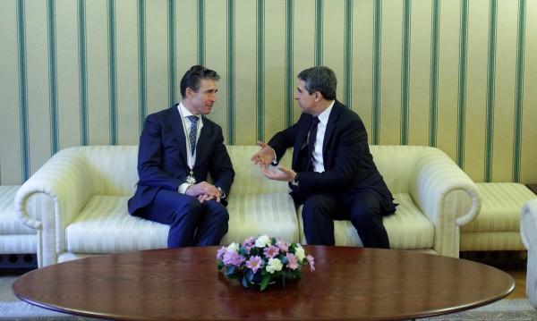 Даваме твърде малко средства за отбрана, отчете Плевнелиев