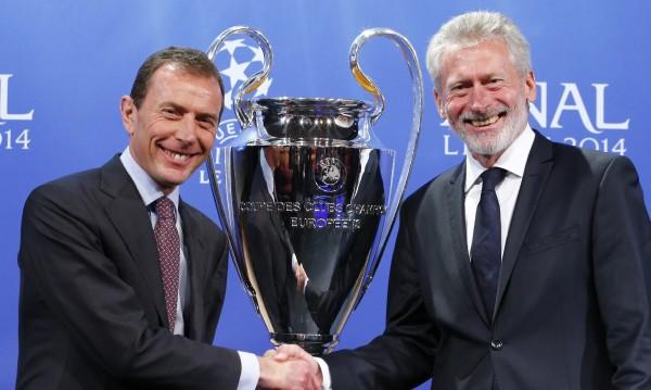 Реал - Байерн и Челси - Атлетико на 1/2-финалите в ШЛ