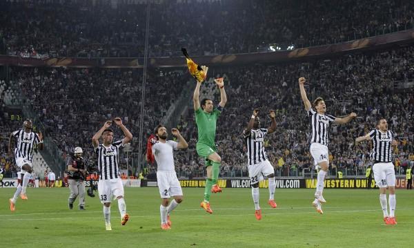 Ювентус срещу Бенфика на 1/2-финалите в Лига Европа