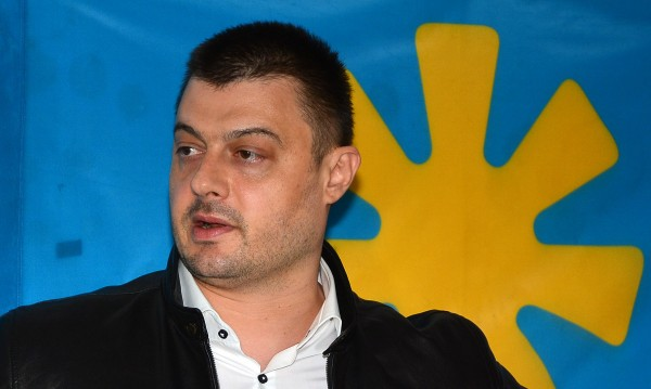 Николай Бареков най-вероятно ще оглави евролистата на ББЦ