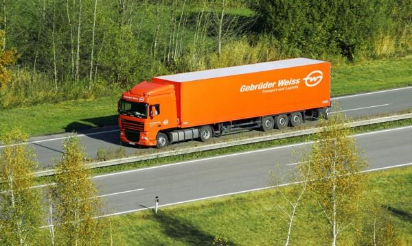 Gebrüder Weiss предлага услуга за директен групажен транспорт до Туркменистан