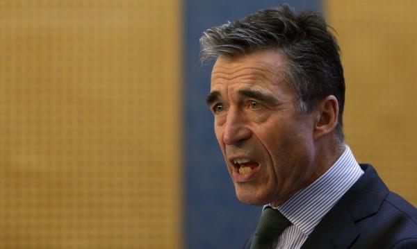 НАТО отрича Расмусен да е записал тайно разговор с Путин