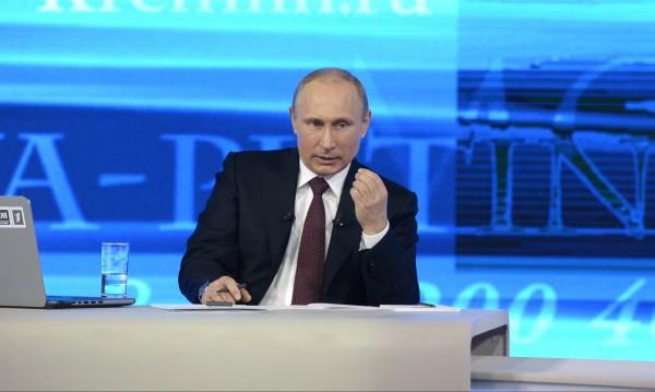 Да не се палим за Аляска, предложи Путин
