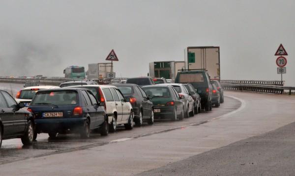 Полицията очаква засилен трафик към големите градове
