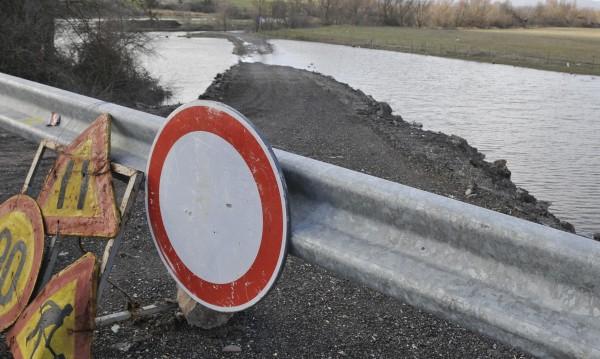 Приливна вълна наводни две видинска села