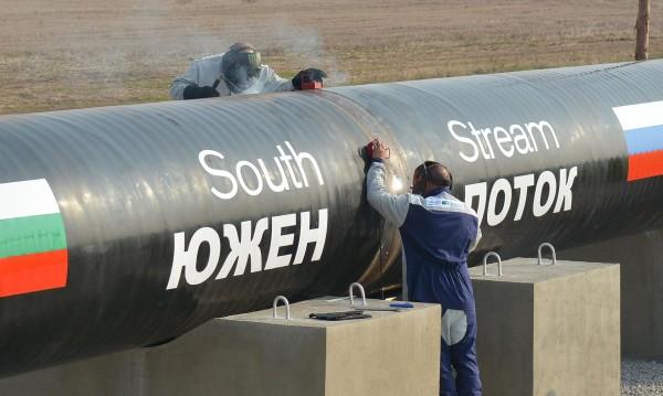 """ГЕРБ са за """"Южен поток"""", ако отговаря на интересите ни"""