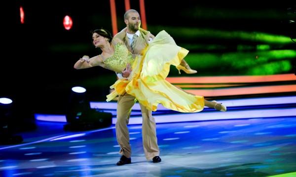 Сани Жекова се сбогува с Dancing Stars