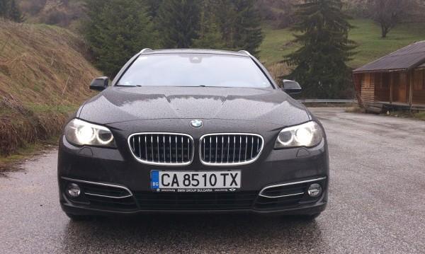Другото лице на BMW