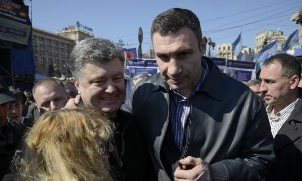 Кличко подаде документи за участие в изборите за кмет на Киев