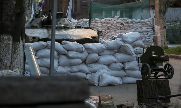 Няма българи сред отвлечените от сепаратисти в Славянск