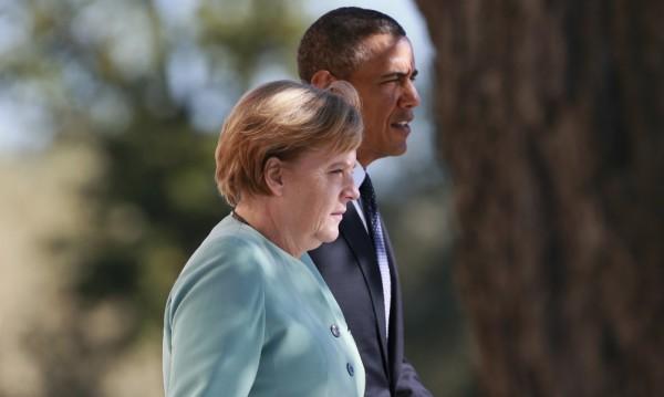 Обама ще уговаря Меркел за по-сурови санкции срещу Русия
