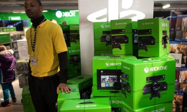 Xbox One на Microsoft стига в Китай