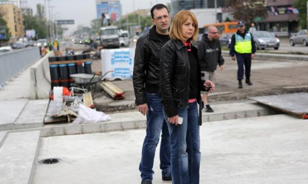 Image result for фандъкова, ремонти, цариградско шосе