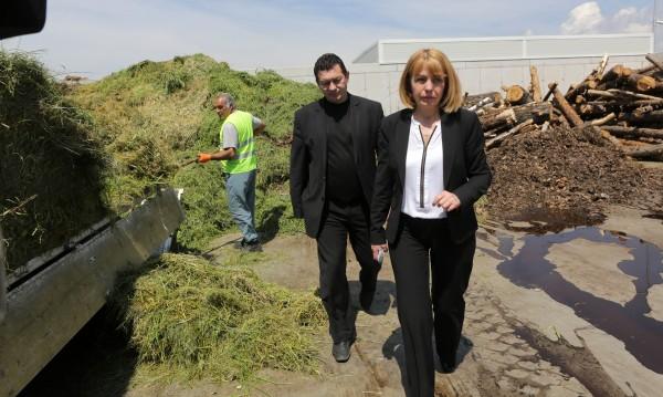 1200 т хранителни отпадъци преработени за 4 месеца в столицата