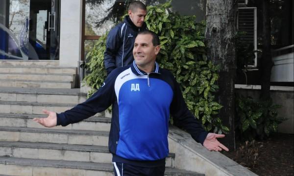 Херо е новият спортно-технически директор на Ботев Пловдив