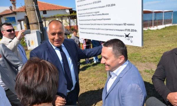 Борисов: Като премиер никога не съм делял кметовете