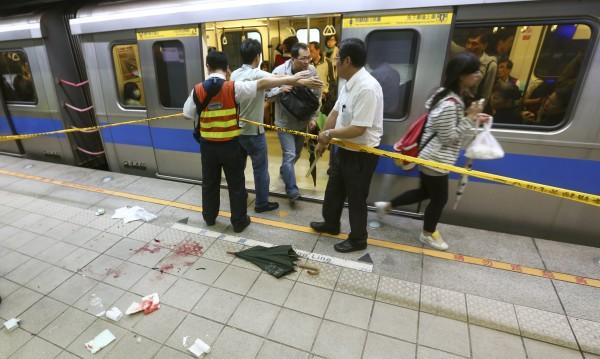 Студент уби четирима в метрото в Тайпе