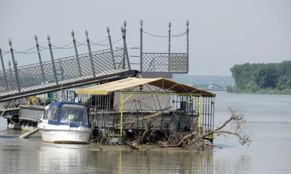 Нивото на Дунав край Силистра се повиши с 2 см