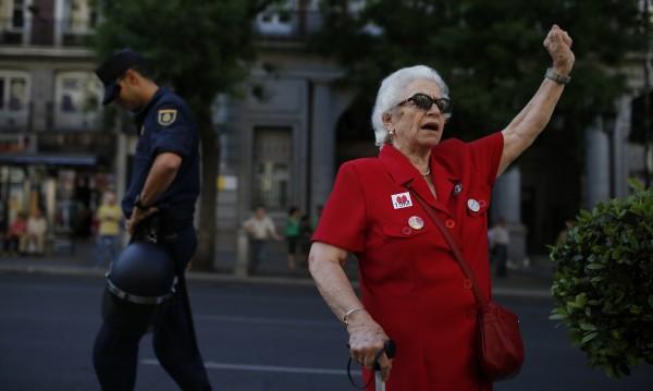 Разходките помагат на старите хора да поддържат добра форма