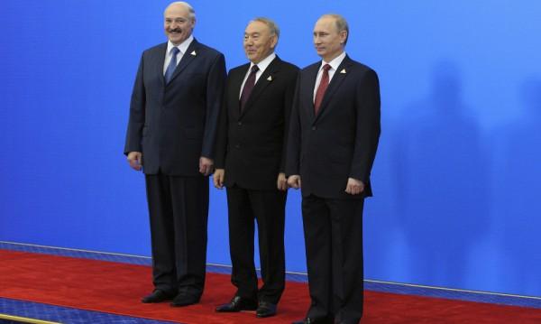 Путин сбъдна мечтата си - направи Евразийски икономически съюз