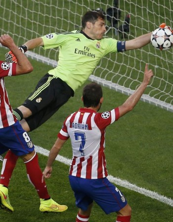 Касияс остава в Реал Мадрид