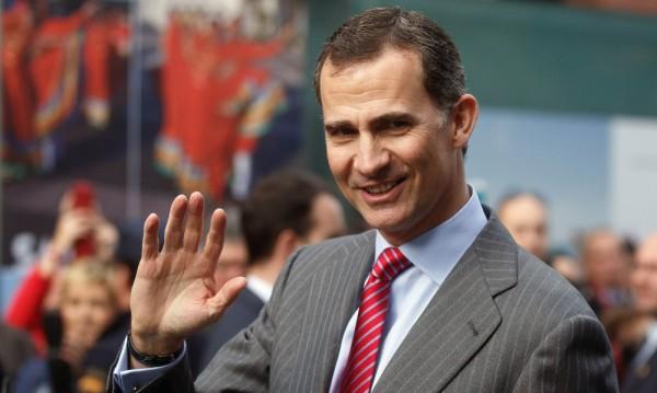 Принц Фелипе ще бъде модерен крал на Испания