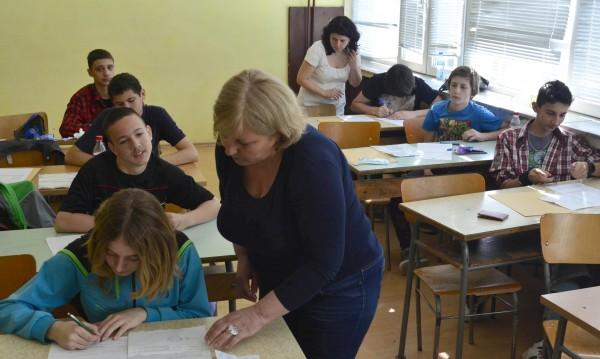 4.627 по БЕЛ и 4.11 по математика е средният успех на 7-класниците в София