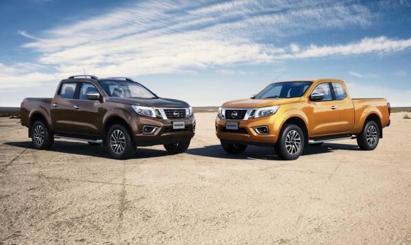 Nissan представи новата Navara