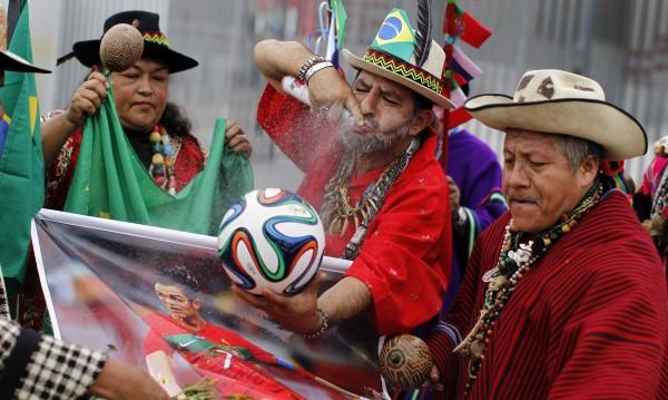 Перуански шамани: Бразилия и Аржентина ще са на финал