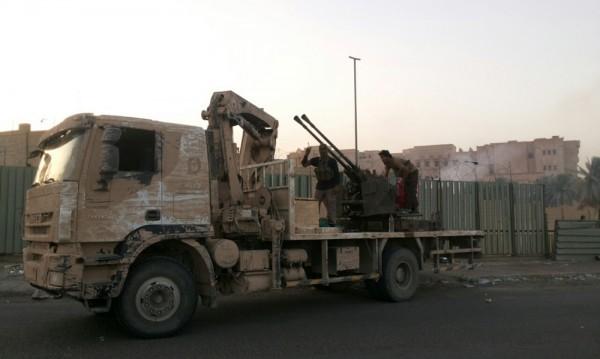 В Ирак джихадистите са все по-близо до създаване на ислямска държава