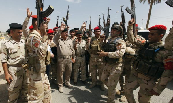 Започна третата иракска война