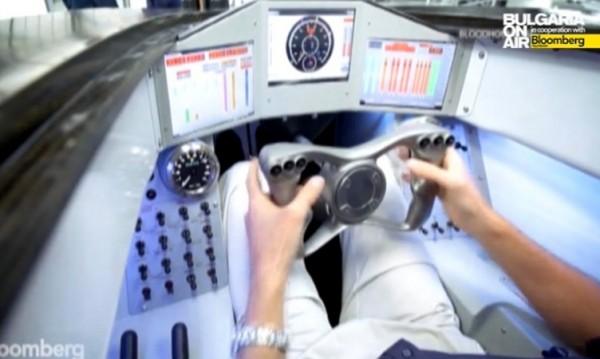 Кола ще може да изминава 20 км за 2 минути