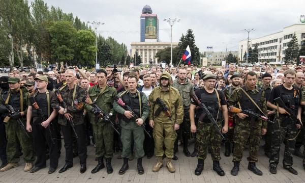 Сепаратистите отхвърлиха предложеното примирие