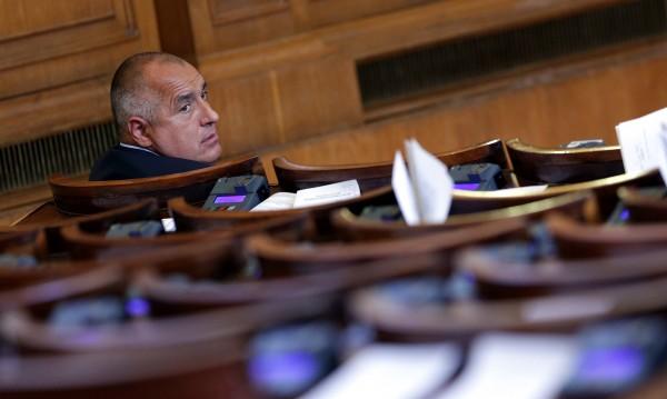 НС пак без кворум, ГЕРБ не изпълни молбата на Борисов