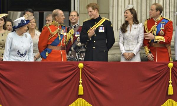 Монархията струвала $61 млн. на британците за 2013 г.