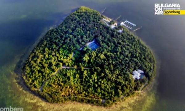 Най-скъпият американски частен остров