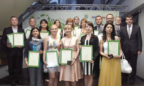 """Кои са """"Най-зелените компании в България"""" за 2013 г.?"""